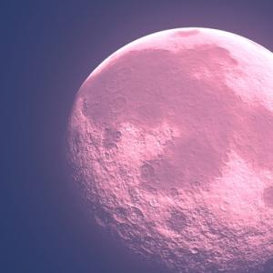 Am Freitag erscheint der Pink Moon