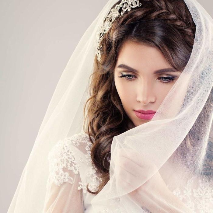 1001 Ideen Für Faszinierende Brautfrisuren Mit Schleier