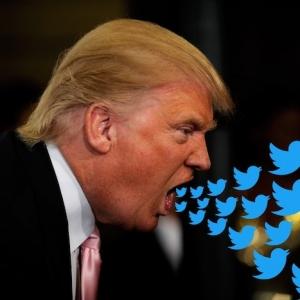 Twitter hat erstmals Tweet von Donald Trump gesperrt: das Filmstudio Warner Bros verklagt ihn