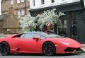 Daria Radionova hat ihren Lamborghini mit 2 Millionen Swarovski-Kristallen verschönert