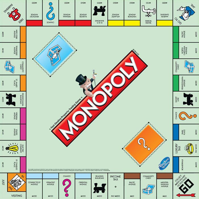 geschenke für den freund, monopoly, ein spiel schenken, jeder mag monopoly und das spiel hat tausend mögliche variationen