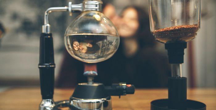 geschenke für männer selber machen, kaffee zubehör kreative ideen für kaffee kenner