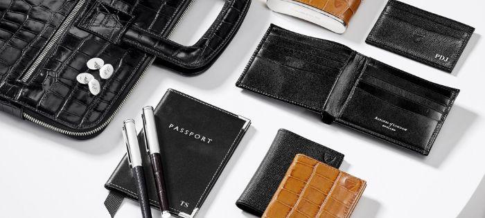 kleine geschenke für männer, geldbeutel und accessoires für mann, passport case