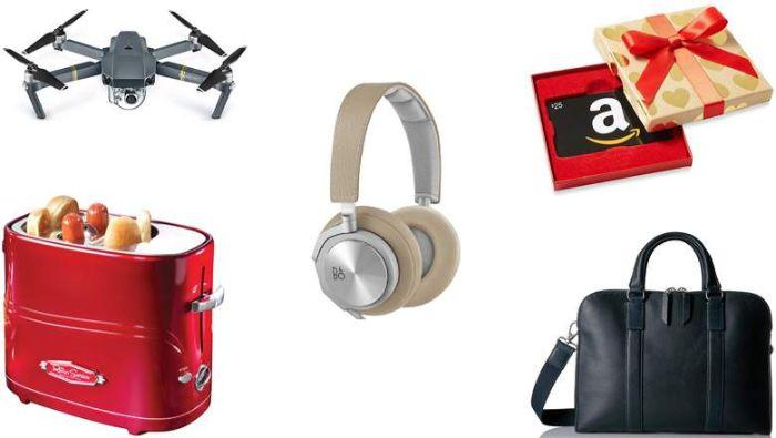geschenke für männer zum geburtstag, kopfhörer, tasche, amazon gutschein, drone