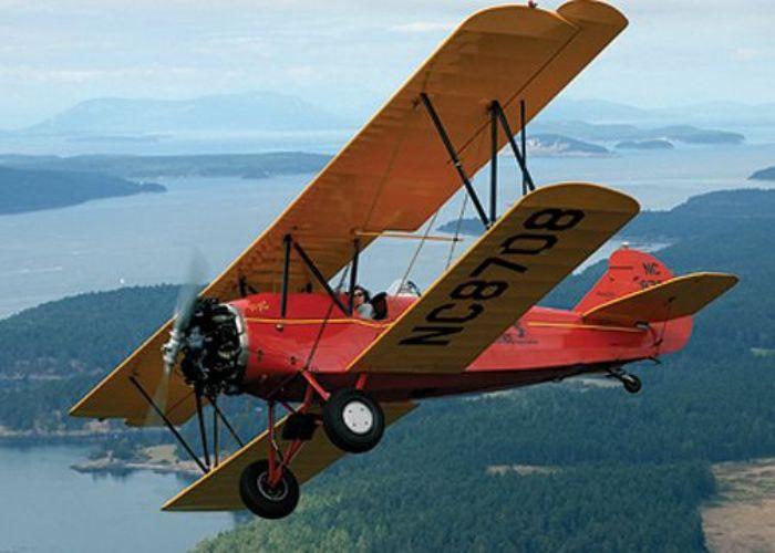 kleine geschenke oder große, flug mit flugzeit oder paraplaner, flugzeug selber steuern, kreative geschenke