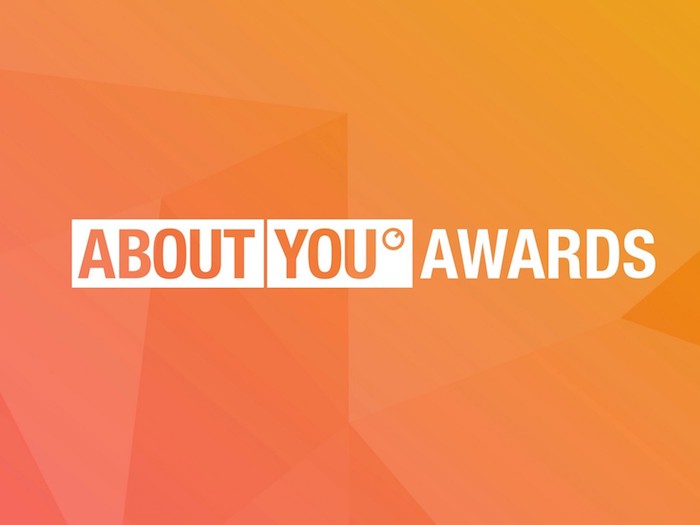 logo der about you awards 2019