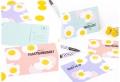 Kreative Osterkarten basteln mit Kindern