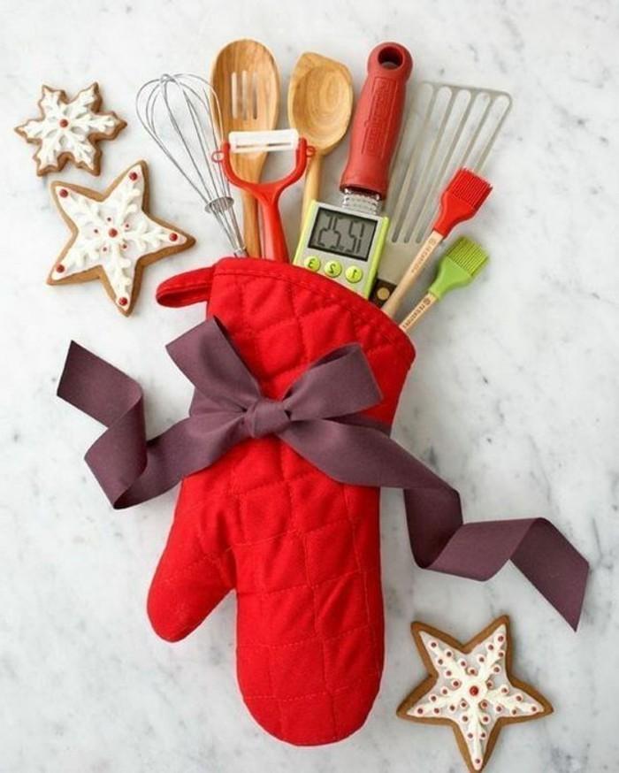 geschenke für mama selber machen, kochset stück für stück sammeln, weihnachtsgeschenk idee