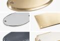 Individuelles Design für Tür- und Klingelschilder
