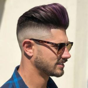 80 Ideen für Undercut mit Übergang - Frisurentrends für Männer 2019