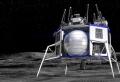 """Der Amazon-Chef Jeff Bezos präsentierte seine Mondlandefähre namens """"Blue Moon"""""""