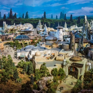 Disneyland Galaxy´s Edge - ein neuer Star Wars Themenpark