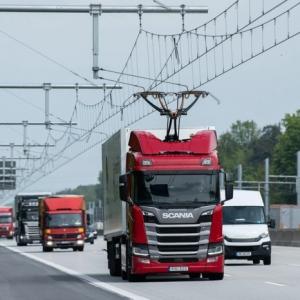 Das neue Projekt: E-Highway für elektrische Lastwagen in Deutschland