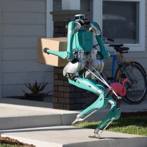 Digit - der neue Roboter von Ford