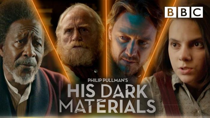 die Schauspieler, die an der neuen Ausgabe von His Dark Materials teilnehmen von BBC