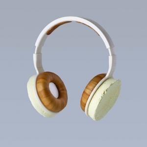 Korvaa - Ein finnisches Unternehmen baut biologisch abbaubare Kopfhörer aus Pilzen