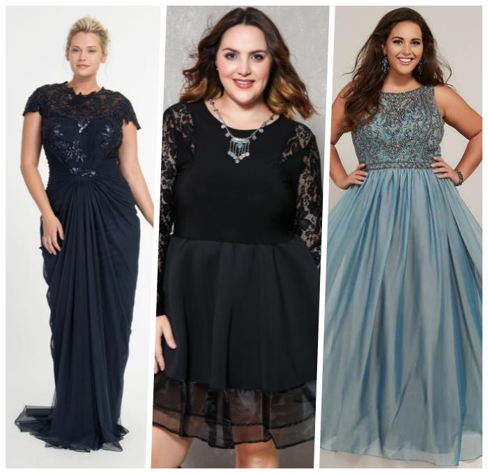 festliche kleider große größen, dunkelblaues kleid in griechischem stil, kleid mit langen ärmeln, abendkleider