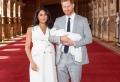 Archie Harrison Mountbatten-Windsor – so heißt der Sohn von Prinz Harry und Herzogin Meghan!