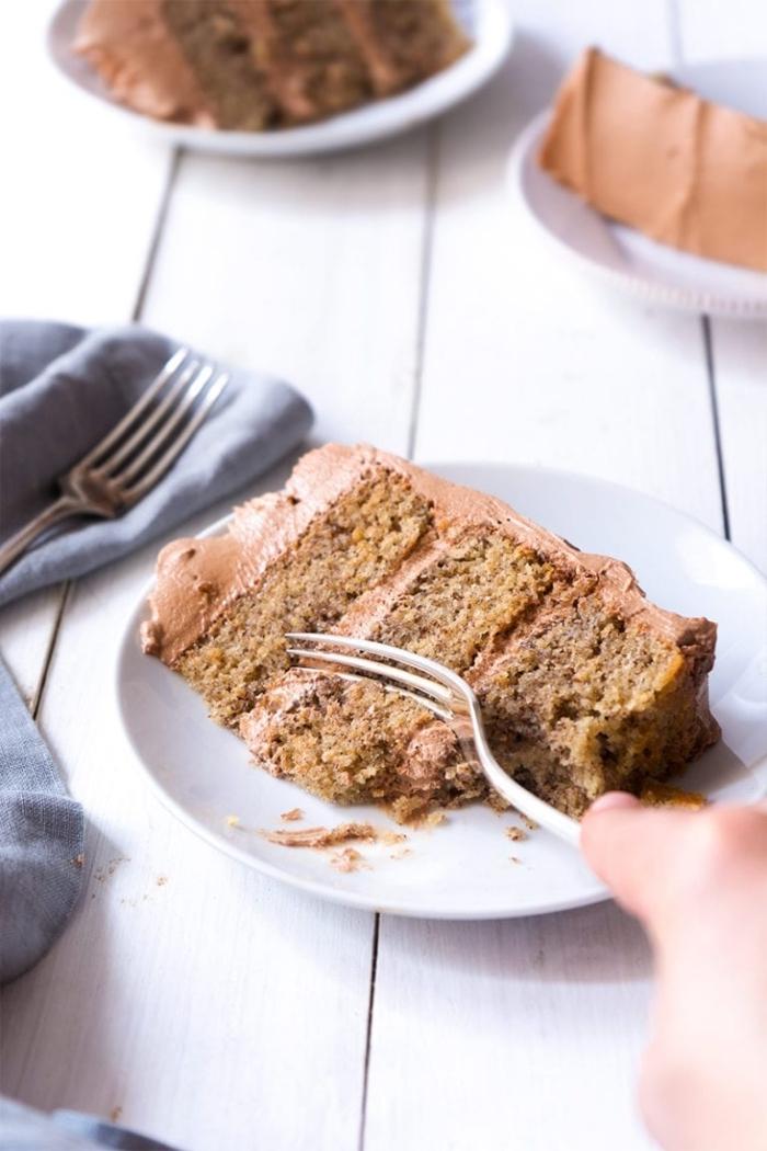 glutenfrei backen, torte mit kakao und schokoladensahne, schokoaldentorte ohne gluten, geburtstagstorte