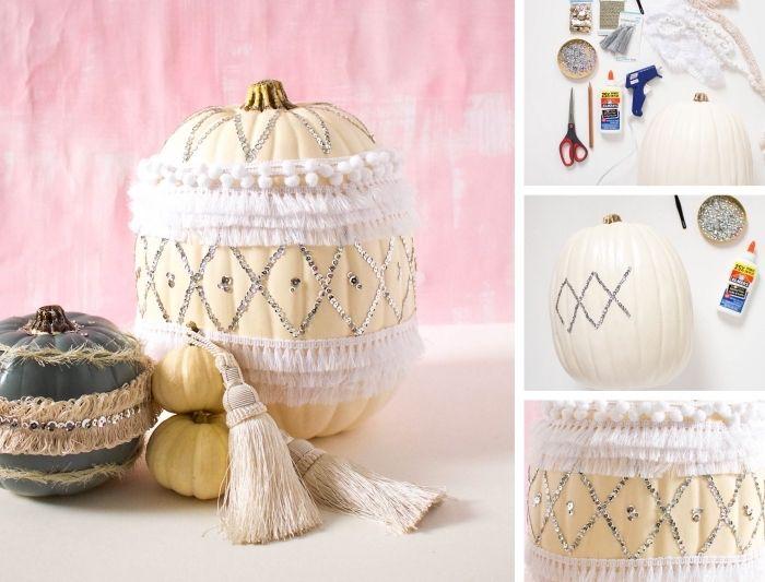 deko herbst, orientalische deko ideen zum inspirieren und nachmachen, dekorationen