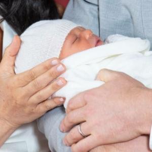 Heute sehen wir das königliche Baby!