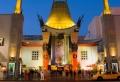 Keanu Reeves hinterlässt seine Abdrücke in Chinese Theatre