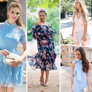 Kleider für Hochzeit als Gast: Tipps, Ideen, Inspirationen