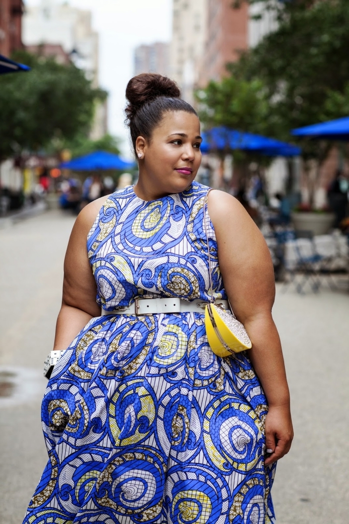 best loved 1e492 1c951 ▷ 1001 + Ideen für trendige Kleider für mollige Frauen