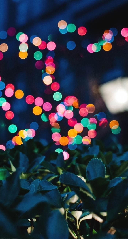 tumblr hintergrundbilder, dunkler hintergrund mit bunten leuchten
