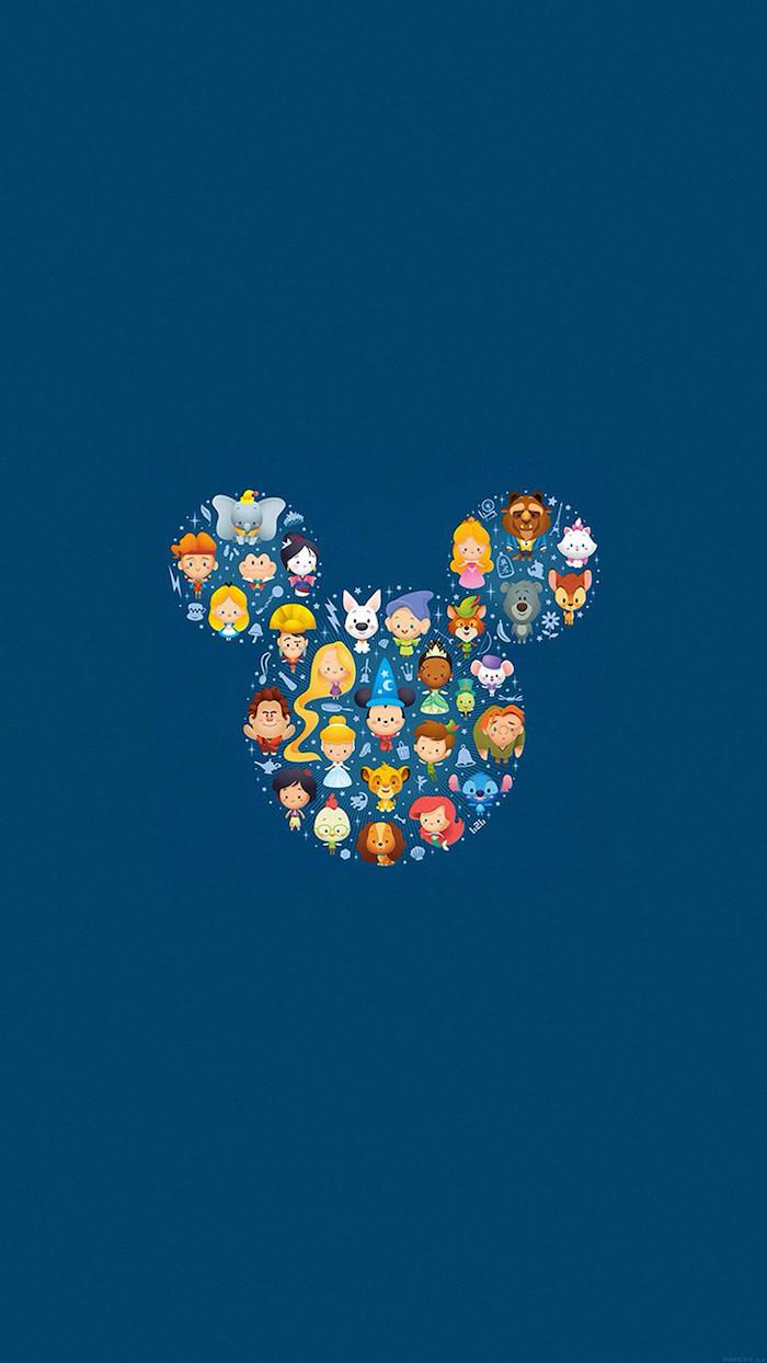 tumbl bilder mädchen, disney helden alle in dem gestalt von mickey mouse sammeln