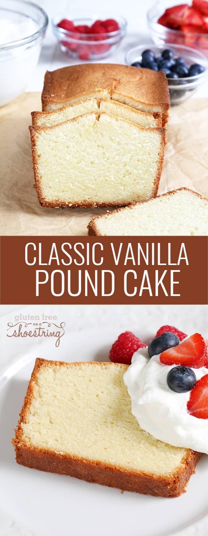 klassischer vanillekuchen garniert mit sahne und früchten, rezepte glutenfrei, frühstücksideen