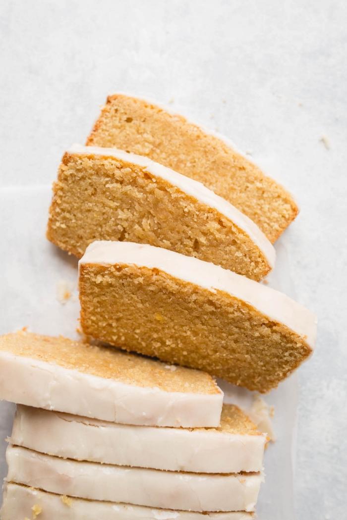 kuchen mit weißer zuckerglasur, vegane glutenfreie rezepte, kuchen rezepte einfach und schnell