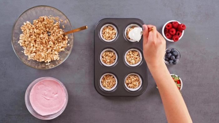 5 schnelle fingerfood rezepte frozen cupcakes ohnebacken mini cheesecakes partyfood