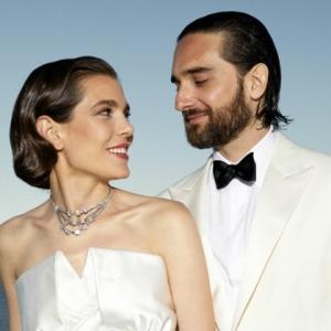 Royale Hochzeit in Monaco: Charlotte Casiraghi gibt das Jawort zu Dimitri Rassam
