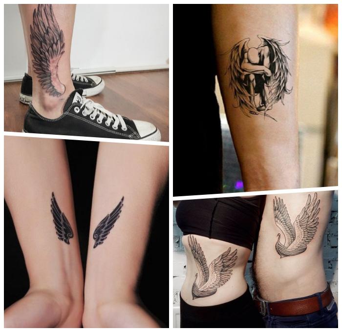 Frau engel unterarm tattoo Suchergebnisse für
