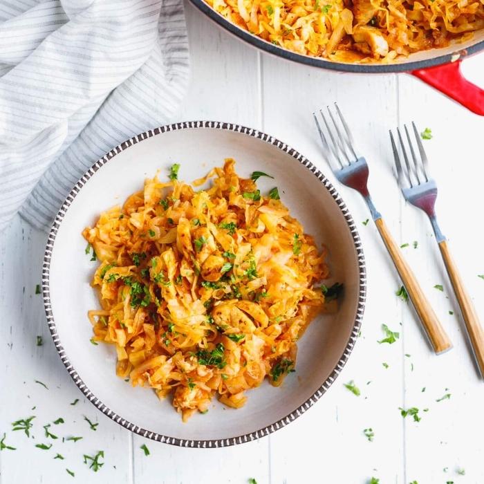 gerichte ohne kohlenhydrate, abendessen ideen, kohlenhydratarme pasta mit hühnerfleisch