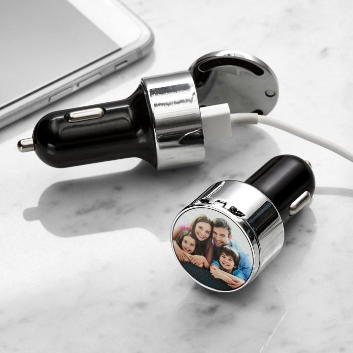 geschenke für den freund, personalisiertes geschenk mit eigenem foto, handy aufladen auto