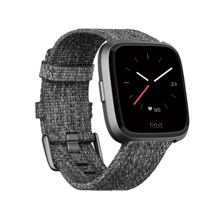 geschenkideen für männer, armbanduhr mit graunem band, fintnesuhr, herzschlag ausmessen