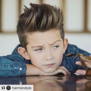 60 Trendy Frisuren für Jungs
