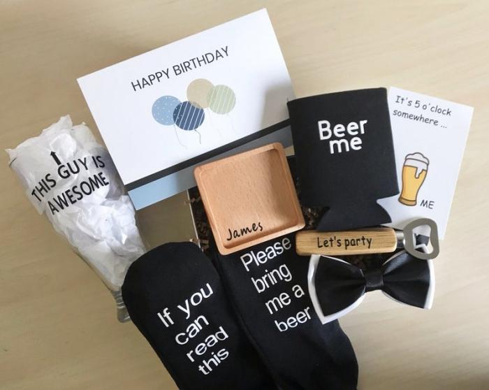 geburtstagsgeschenk für mann, kleine geschenke für männer, was kann ich meinem fruend schenken