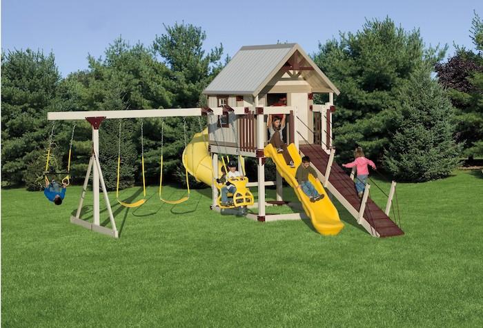 Auf spielerische Weise die Entwicklung der Kinder fördern