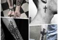 Kreuz Tattoo: Populäre Designs und ihre Symbolik