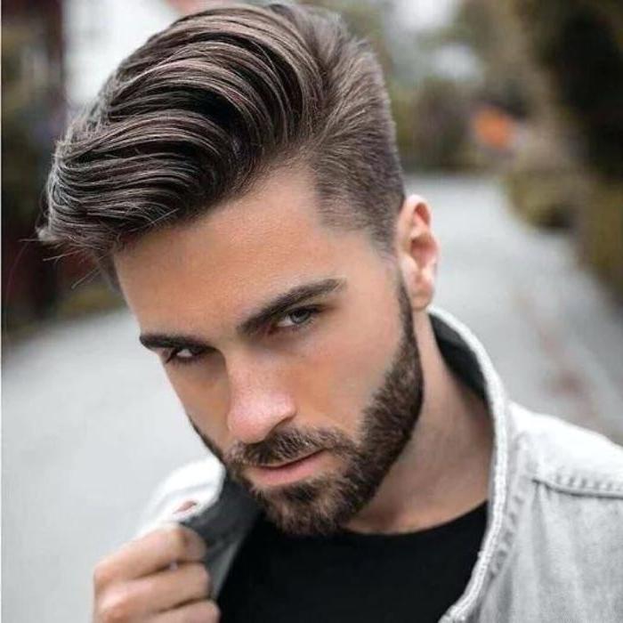 jungen haarschnitt, haarstyle klassischer style für den alltag und für besondere anlässe