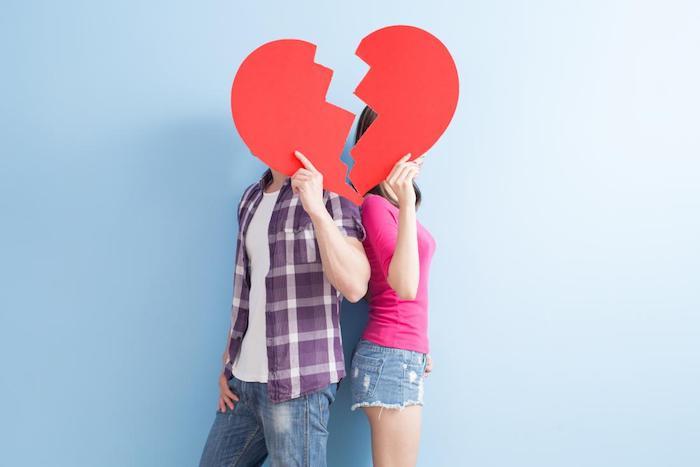 Was habe ich falsch gemacht, Trennung verarbeiten