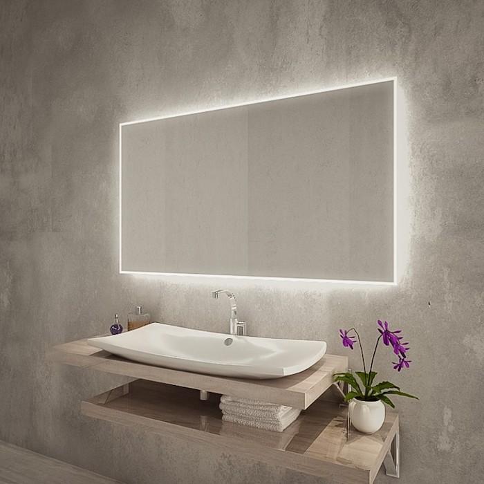 Badspiegel mit LED Beleuchtung für Ihr Bad