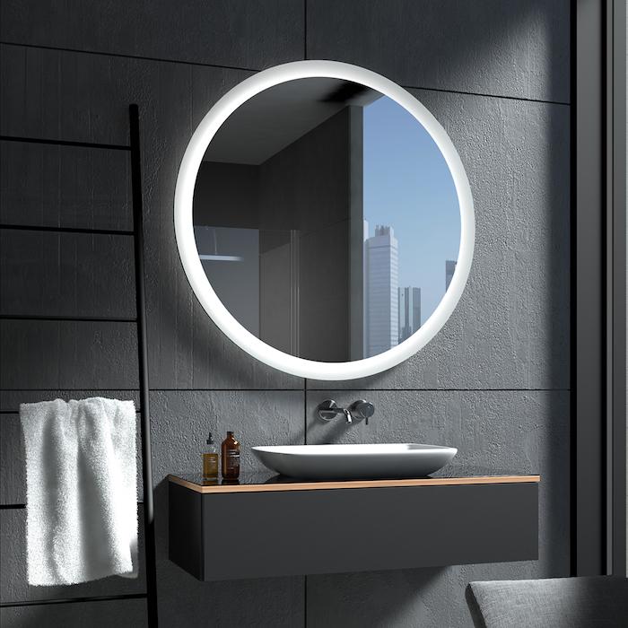 Der perfekte Badspiegel nach Maß und Wunsch