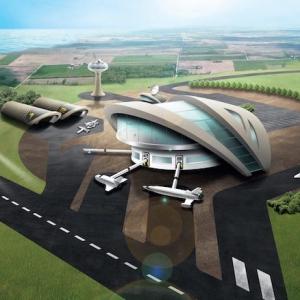 Space-Airport - der erste europäische Weltraumbahnhof in Cornwall, England