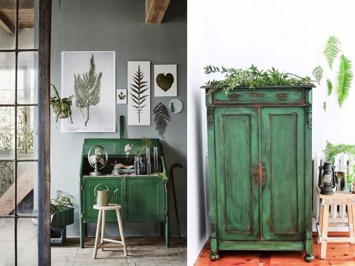 petrol farbe bedeutung, dunkelgrün, petrolfarbene dekorationen, schwank ideen