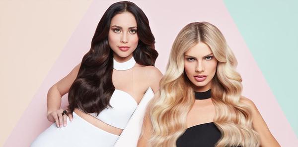 haartrends 2019 und 2020, die ewige konkurrenz zwischen blondes und schwarzes haar