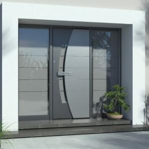 Die Vorteile der Haustüren aus Aluminium